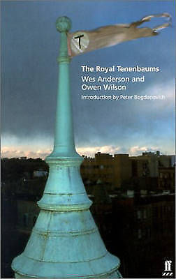 The Royal Tenenbaums by Wes Anderson, Owen Wilson (Paperback, 2002)