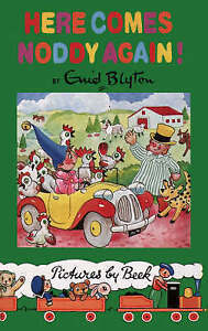 Here Comes Noddy Again! by Enid Blyton (Hardback, 1996)