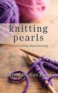 Knitting-Pearls-Writers-Writing-About-Knitting-Thorndike-Press-Large-Print-Li