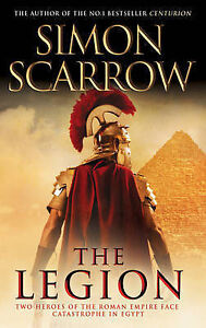 The-Legion-Simon-Scarrow-Book