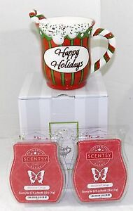 Scentsy OPEN HOUSE Holiday / Christmas collection FREE GIFT BAG
