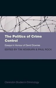 politics and crime essay