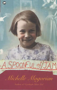 Michelle-Magorian-A-Spoonful-of-Jam-Mammoth-read-Book