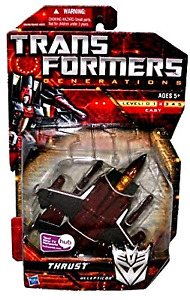 WANTED - Transformers Generations Thrust