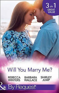 Will You Marry Me?-ExLibrary