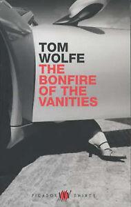 The Bonfire of the Vanities, Tom Wolfe | Paperback Book | Good | 9780330491938