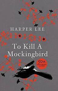 To-Kill-A-Mockingbird-50th-Anniversary-edition-Harper-Lee-Hardcover-Book-NEW