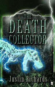 Justin-Richards-The-Death-Collector-Book