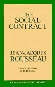 The social contract great books in philosophy 879754443 ebay