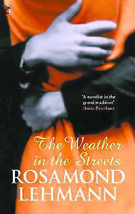 Very Good, The Weather in the Streets, Lehmann, Rosamond, Book