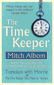The Time Keeper, Albom, Mitch, New