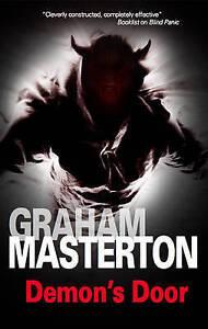 Masterton, Graham, Demon's Door (Jim Rook), Very Good Book