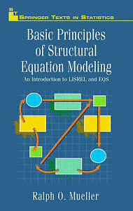 Basic Principles of Structural Equation Modeling: An Introduction to LISREL and