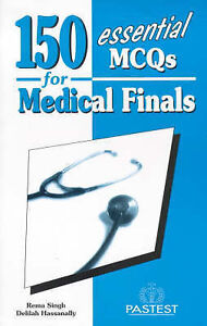 Medical Finals: 150 Essential MCQs-ExLibrary