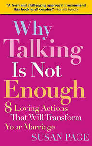 Why Talking Is Not Enough, Susan Page