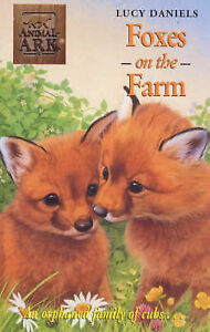 Lucy-Daniels-Animal-Ark-47-Foxes-on-the-Farm-Book
