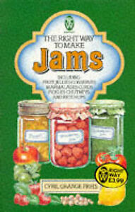 The Right Way to Make Jams, Cyril Grange, Very Good Book