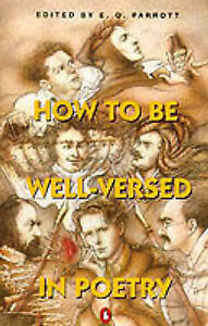 How to be Well-versed in Poetry by Penguin Books Ltd (Paperback, 1991)