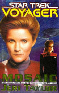 Mosaic-Star-Trek-Voyager-Jeri-Taylor-Used-Good-Book