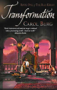 TRANSFORMATION., Berg, Carol., Used; Very Good Book