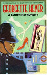 A-Blunt-Instrument-Georgette-Heyer-Good-Book