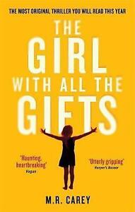 The Girl With All The Gifts Carey M R  Paperback Book  Good  978035650015 - Leicester, United Kingdom - The Girl With All The Gifts Carey M R  Paperback Book  Good  978035650015 - Leicester, United Kingdom
