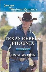Texas Rebels: Phoenix-ExLibrary