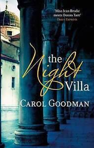 The Night Villa by Carol Goodman (Paperback, 2009)