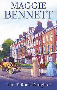 Bennett, Maggie, The Tailor's Daughter (Severn House Large Print), Very Good Boo