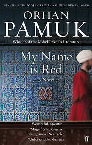 My Name is Red, Orhan Pamuk, New