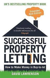 Successful Property Letting: How to Make Money in Buy to Let Paperback Book 2015