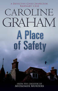 A Place of Safety: A Midsomer Murder by Caroline Graham - Medium Paperback