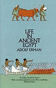 Good, Life in Ancient Egypt, Erman, Adolf, Book