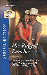 Her Rugged Rancher (Men of the West)
