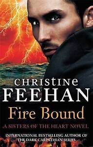 Fire Bound by Christine Feehan Paperback 2016 - <span itemprop='availableAtOrFrom'>Wootton Bassett, Wiltshire, United Kingdom</span> - Returns only accepted within 10 days of receiving the item(s). Most purchases from business sellers are protected by the Consumer Contract Regulations 2013 which give y - Wootton Bassett, Wiltshire, United Kingdom