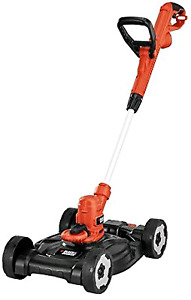 "BLACK+DECKER MTE912 12"" Electric 3-in-1 Trimmer/Edger and Mower"