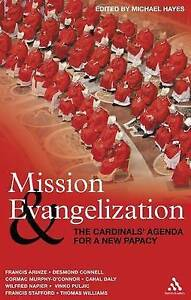 "NEW ""Mission & Evangelization - Vision of The Cardinals"" Hayes (Paperback, 2004)"