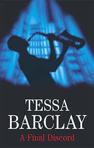 Barclay, Tessa, A Final Discord (Severn House Crime), Very Good Book