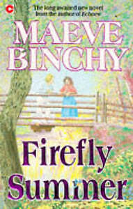 Firefly Summer (Coronet Books), By Binchy, Maeve,in Used but Acceptable conditio