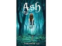 BOOK Ash by Malinda Lo