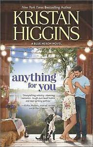 Anything for You Higgins, Kristan -Paperback