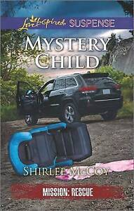 Mystery Child (Mission: Rescue)-ExLibrary