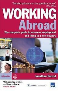 guides employed what work abroad temporarily