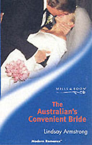 The-Australians-Convenient-Bride-Mills-Boon-Modern-Lindsay-Armstrong-Acce