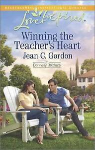 Winning the Teacher's Heart by Gordon, Jean C. 9780373879588 -Paperback