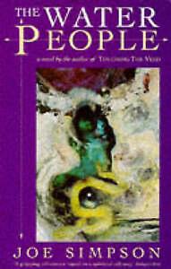 Water People, Simpson, Joe | Paperback Book | Good | 9780349103495