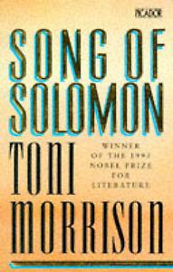 Song of Solomon: A Novel (Picador Books) - Toni Morrison