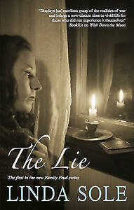 """VERY GOOD"" Sole, Linda, The Lie (Severn House Large Print), Book"