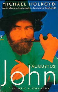 Augustus John: The New Biography-ExLibrary
