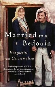 Married To A Bedouin by Marguerite Van Geldermalsen (Paperback)